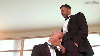 Caught in the Act: Scene 2: Conner Habib & Adam Russo
