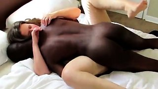 Thank you black guy for fucking my white pussy so well