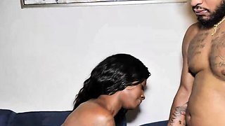newbie jazzy coco knows how to suck and swallow on frenchboy
