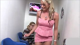 Sindy lange hot blonde and her daughter penny pax fuck with black
