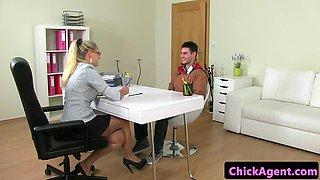 euro casting agent tastes clients sperm
