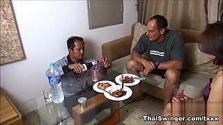 Cheating Thai Bride - ThaiSwinger