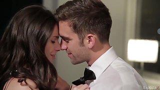 Hot Babe Romantic Sex Video With Casey Calvert And Logan Pierce