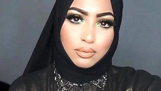 Bengali hijabi goddess