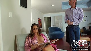 Chanel Preston In Chanel - She Definitely Passed The Inspection