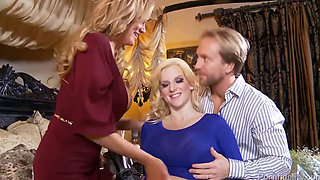 SpankBang com pregnant daughter in law s hot threesome 720p