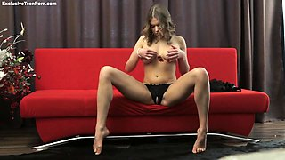 Red Passion - Horny Sex Video Big Tits Incredible Uncut