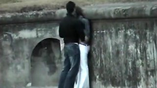 Voyeur tapes multiple couple having sex in public' compilation