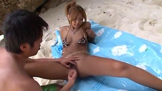 Hottest Japanese whore Rin Aikawa in Best Couple, Lingerie JAV video