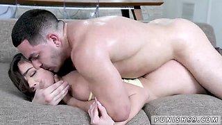 Big tits mom hardcore and tape gagged bondage fuck Ashly Andercompanions son in Treat Me
