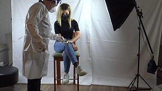 agency new model casting medical exam