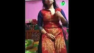Assam Bengali bhabhi fingering for lover