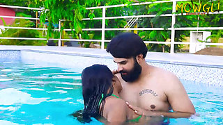 Indian Hot Short Film Pool Party