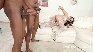 Anal Creampies &amp Cum in Mouth