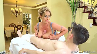 Eva Notty & Jordi El NiГ±o Polla in Honey Would You Mind Milking My Nuts 2 - Brazzers