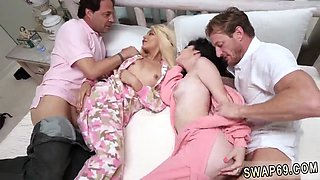 patrons daughter forces dad to cum inside and doctor daddy The Sleepover SwitchUp