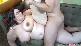 Pregnant BBW