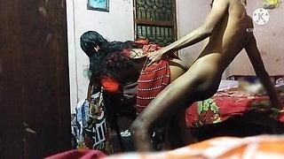 Bengali boudi with debor – Women Power