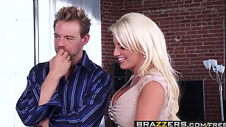 Brazzers   Real Wife Stories   Jacky Joy Erik Everhard   Bone Alone