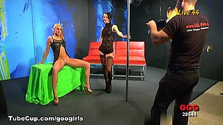 Best pornstar in Amazing Bukkake, Big Tits adult movie