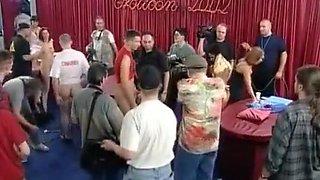 Huge International Fuck Contest