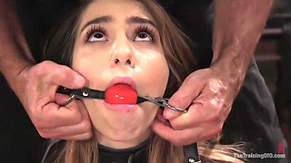 Young Girl Gets Brutally Fucked During Kinky Bdsm Action With Joseline Kelly