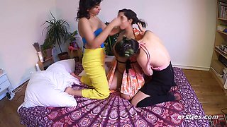 Elara & Lina & Carmen In Action 1