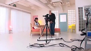 Best Japanese model in Crazy Small Tits, Casting JAV clip