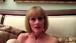 Wicked Sexy Grandma MILF Sex At Home