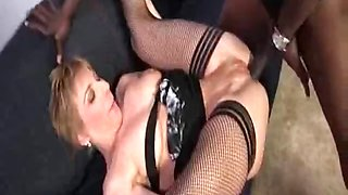 Black Deep Plowing For Cougar