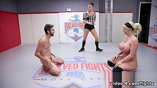 Alura Jenson vs Jay West - EvolvedFights