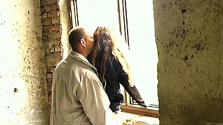 Staggering cutie Daphne C and hunk fuck rough