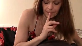 Mom and son have sex for the first time