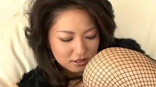 Crazy Japanese whore Itsumi Fubuki in Hottest Hairy, Close-up JAV clip