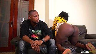 African Sex Globe