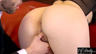 Cheater Lena Paul Surprises Boss At Home