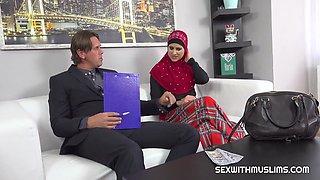 Billie Star Muslim Babe Hot Porn Fantasy