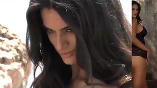 [HOT] Cristina del Basso _ Sexy Calendario BIG TITS...!!! (Backstage. PANOR