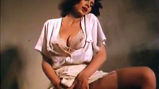 Hottest lesbian vintage video with Serena and Lisa K. Loring
