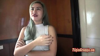 Filipina Creampie presents Anelyn