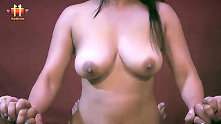 Busty Indian Babe Tina and Her imagination