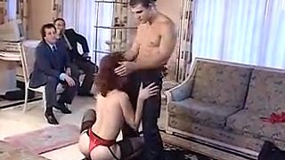 Incredible vintage sex clip from the Golden Century