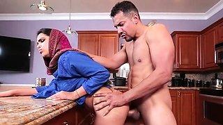 Dishy floosy Ada Sanchez and her wild lust