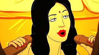 Indian Desi MILF Toon SEX 1080p