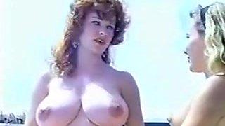 Nudist camp , amateur mature huge boobs