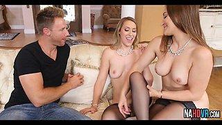 Wives Play Dani Daniels, Kimber Lee