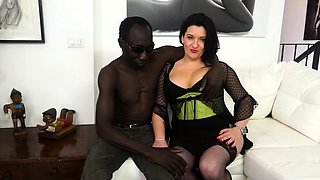 AmateurEuro - Lusty French chick Marie Clarence gets pussy