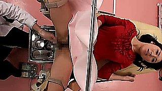 Gynecologist Orgasm Spycam 4