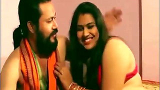 Indian wife fucked by Ashram Baba