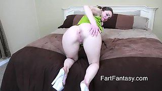 Amateur fetish
